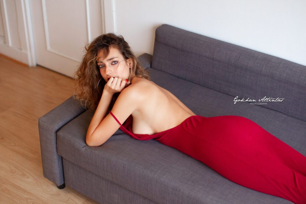 This sunny red that we call Love by Gokhan Altintas Photography