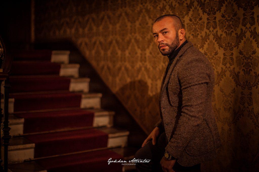 Gokhan Altintas Directeur Artistique Film Omar Hamzi Réussir n'est pas qu'une option C'est une question de survie